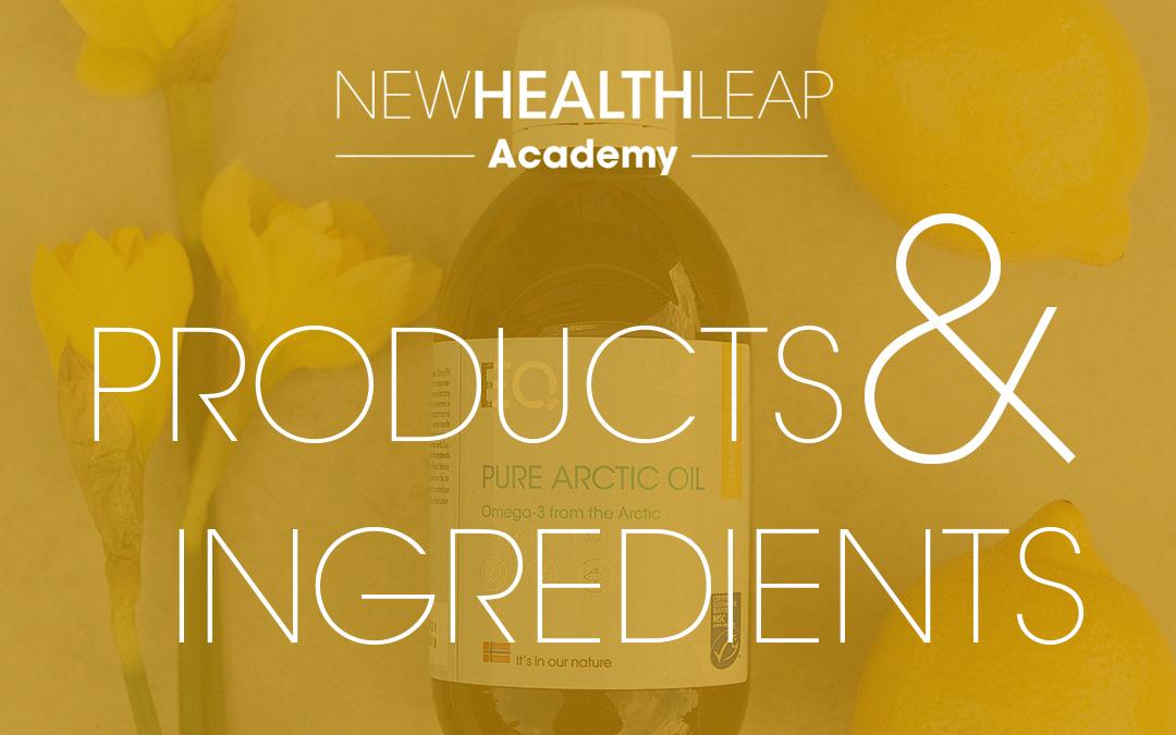 Producten & ingrediënten