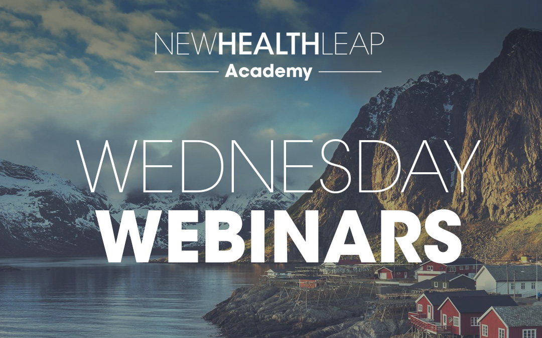 Wednesday Webinars